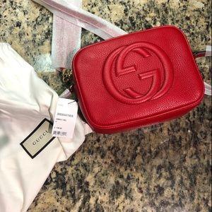 Authentic Gucci Soho Disco Bag